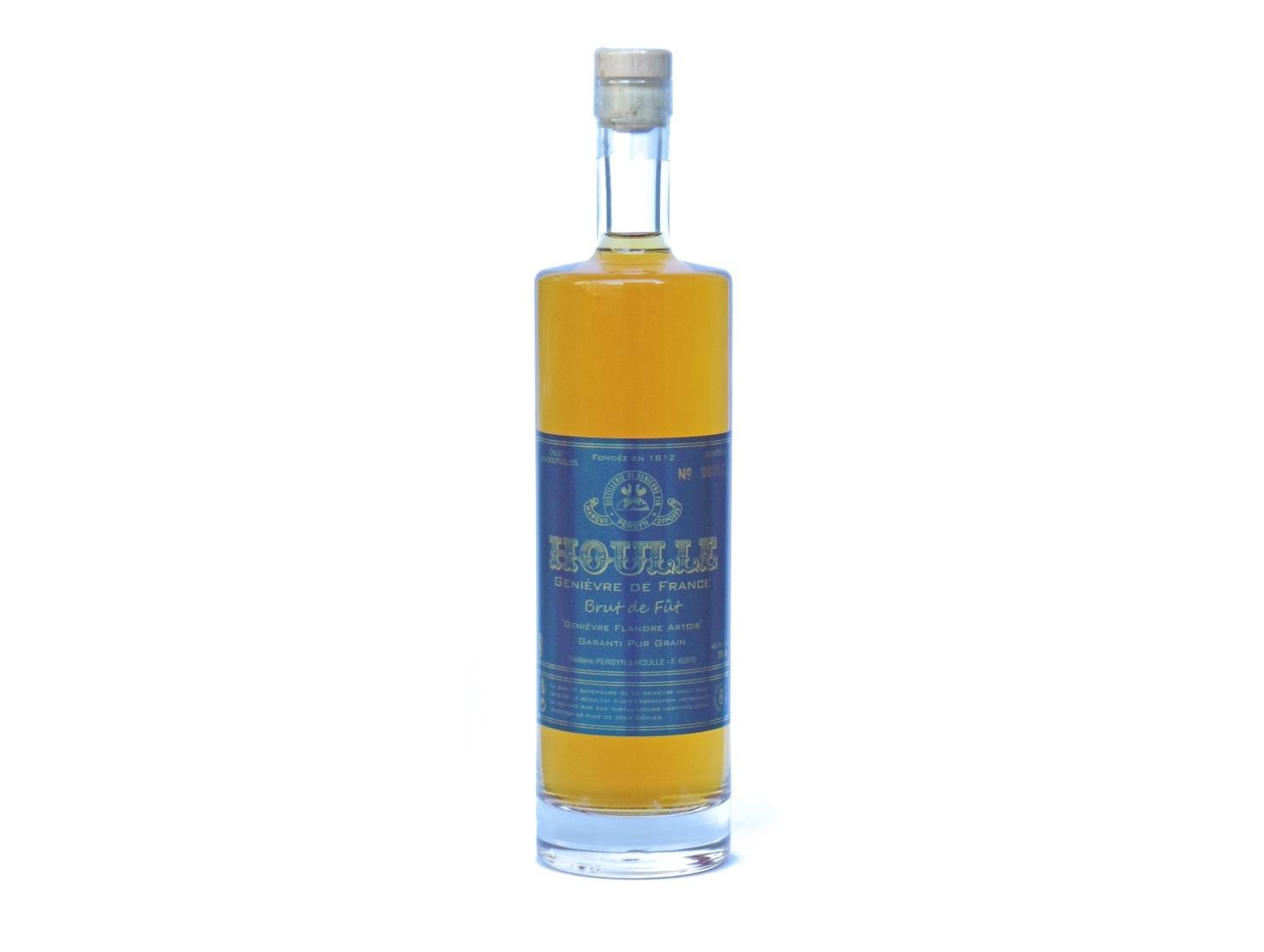 Genièvre de Houlle, Houlle Brut de Fût migliori gin 2018