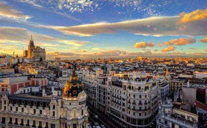 10 terrazze per l'aperitivo a Madrid: i rooftop da non perdere