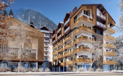 Le Petit Massif e Le Massif: il nuovo progetto di riqualificazione del territorio a Courmayeur