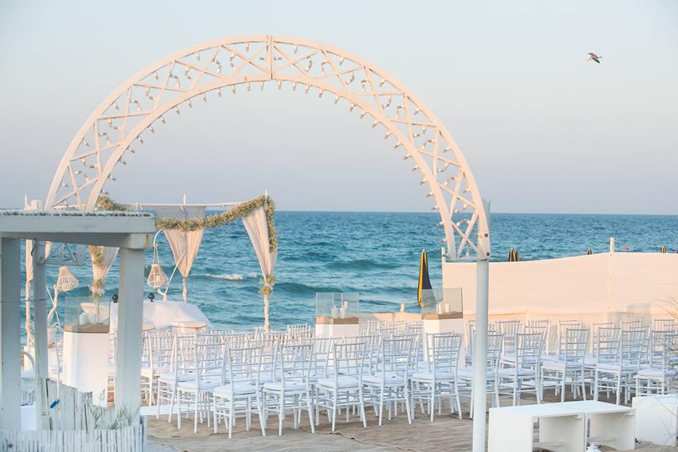 Location matrimoni civili coccaro beach club