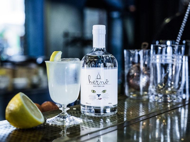 Migliori gin 2018 Hernö Gin Old Tom