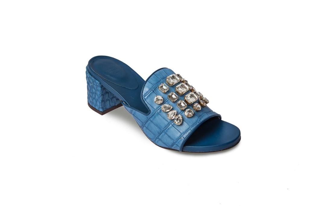 Sandali gioiello estate 2018 Emanuela Caruso Capri