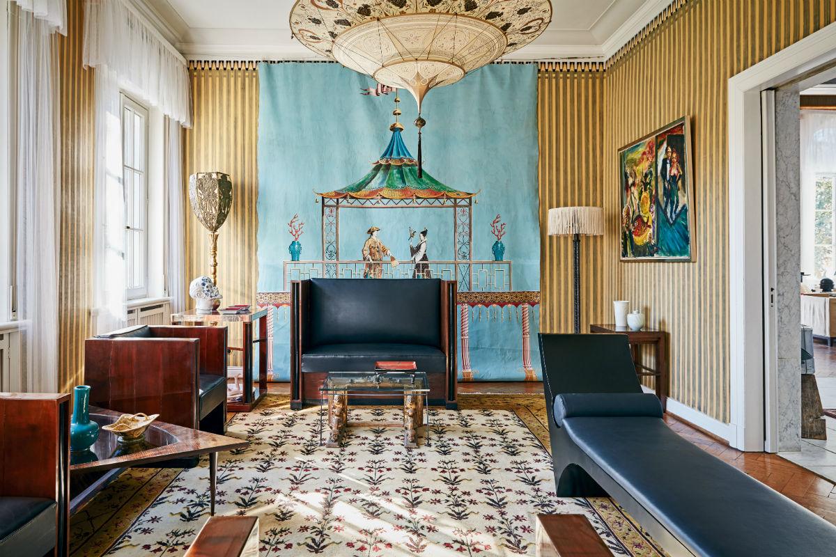 Villa Jacko Karl Lagerfeld Vendita (5)