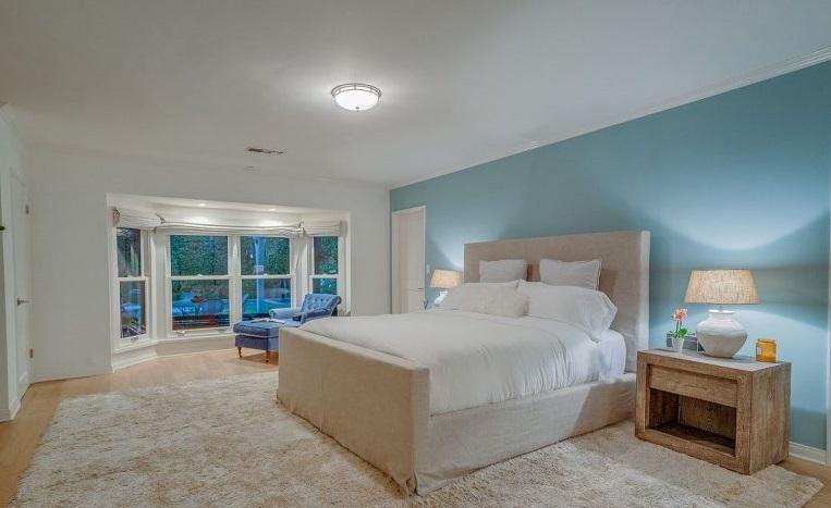 camera da letto casa selena gomez