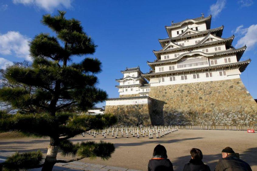 castelli estate 2018 Himeji Castle giappone