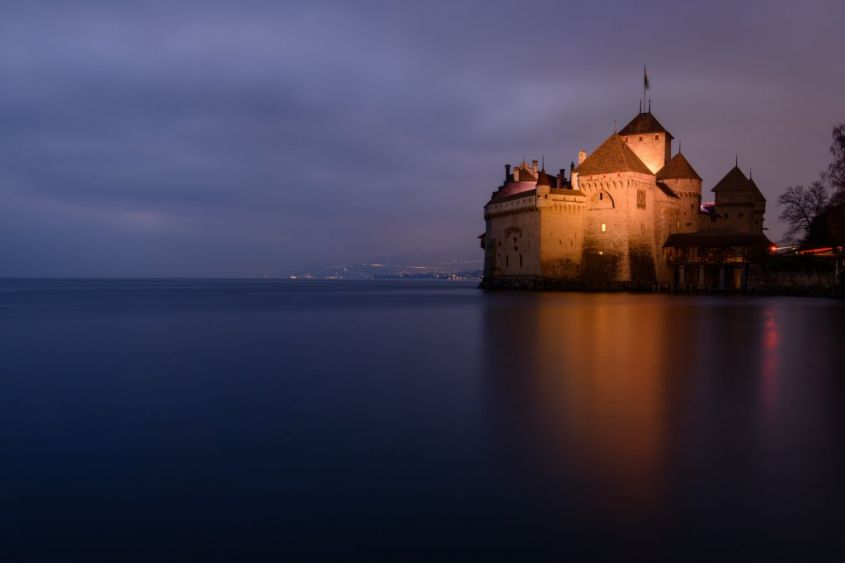 castelli estate 2018 castello di chillon svizzera