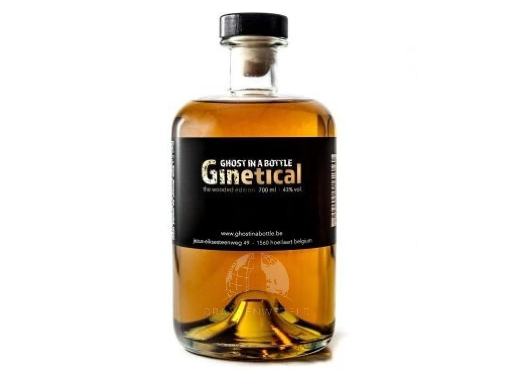 migliori gin 2018 Ginetical Gin The Wooded Edition