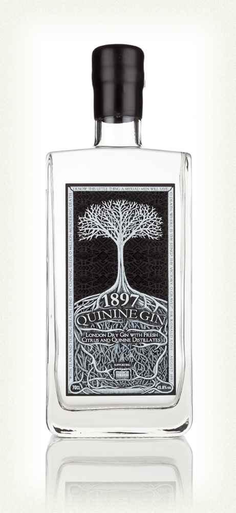 migliori gin 2018 Quinine Gin 1897