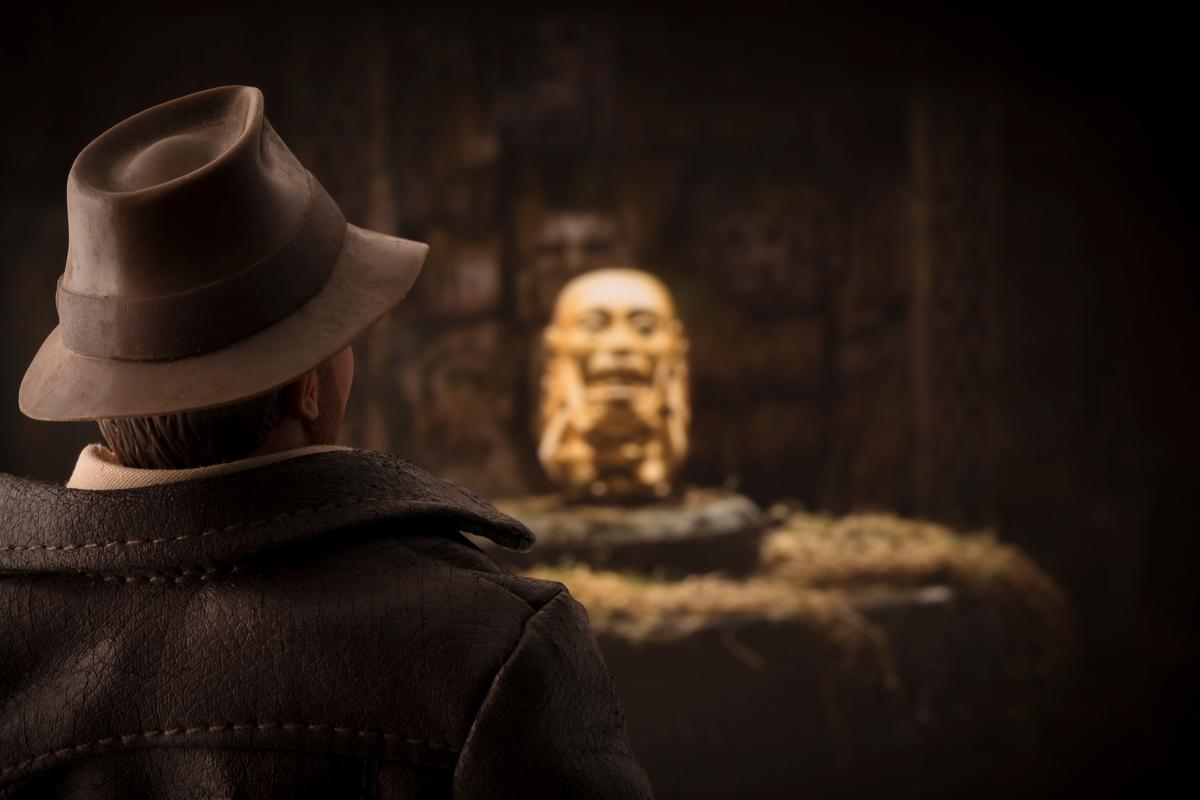 Alla Indiana Jones!