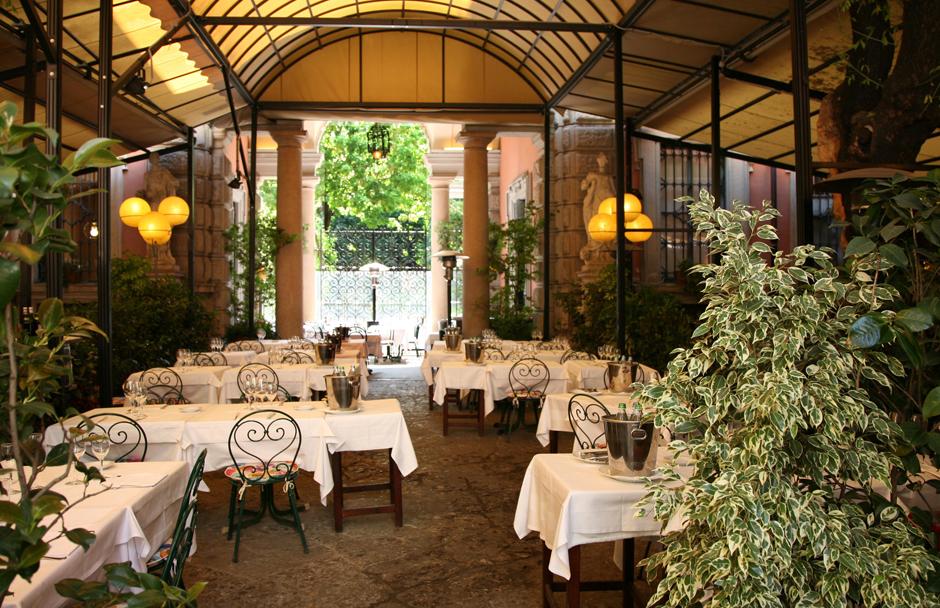 ristorante don lisander a milano