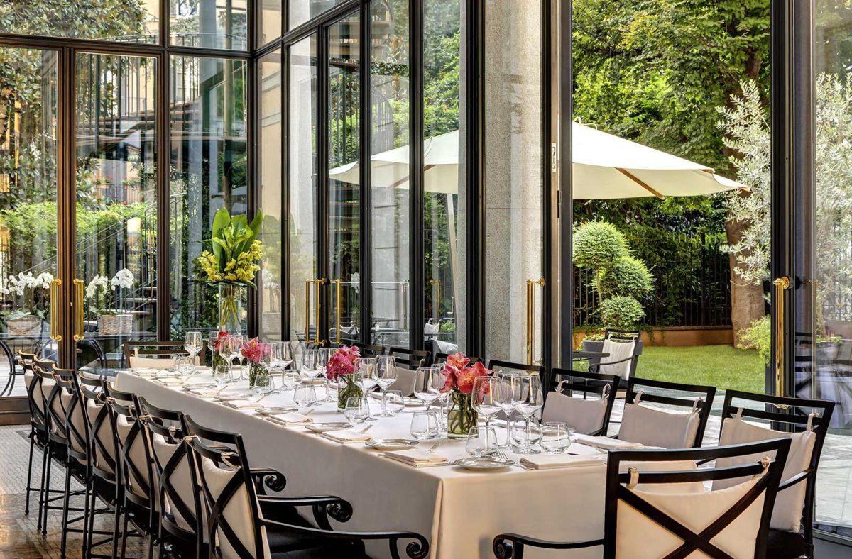 ristoranti con cortile a milano