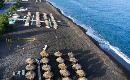 Le spiagge nere più belle d'Italia e d'Europa