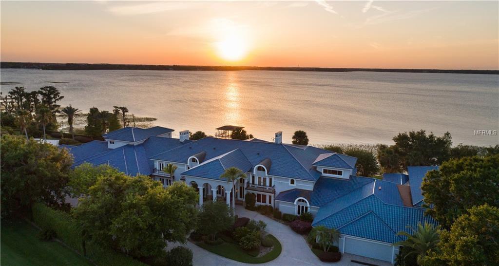 Shaquille O'Neal mette in vendita la sua villa in Florida
