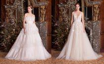 Abiti da sposa Monique Lhuillier: i modelli più pregiati dalla collezione 2019 [FOTO]