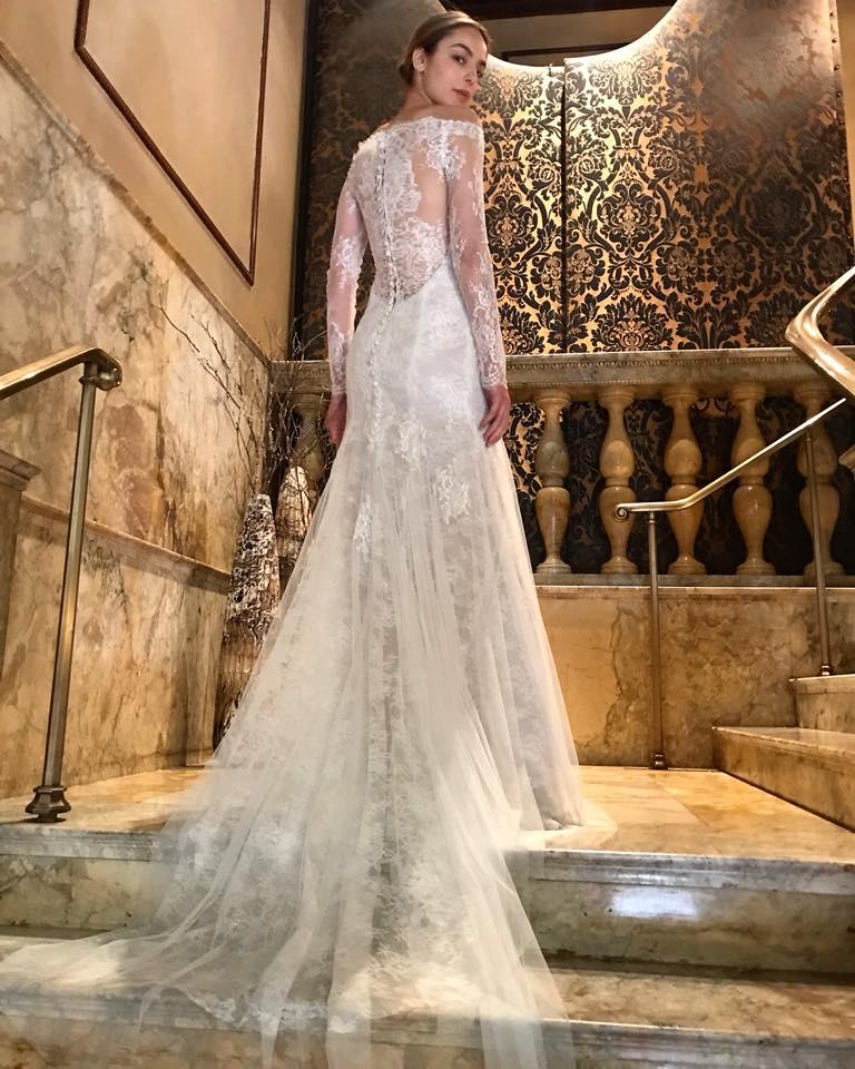 size 40 17ae2 34fd0 Abiti da sposa Monique Lhuillier: i modelli più pregiati ...