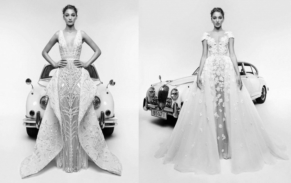 437061104f21 Abiti da sposa Zuhair Murad 2019  i modelli da sogno dalla nuova collezione   FOTO