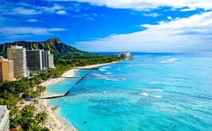Le 10 spiagge più care al mondo