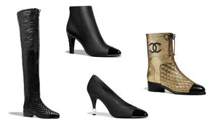 Scarpe Chanel Autunno/Inverno 2018-2019: i modelli più esclusivi dalla nuova collezione [FOTO]