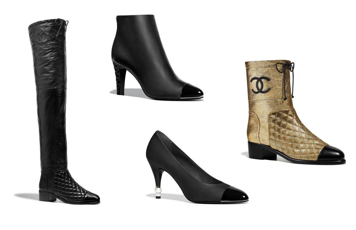 new concept cd51d 17fde Scarpe Chanel Autunno/Inverno 2018-2019: i modelli più ...