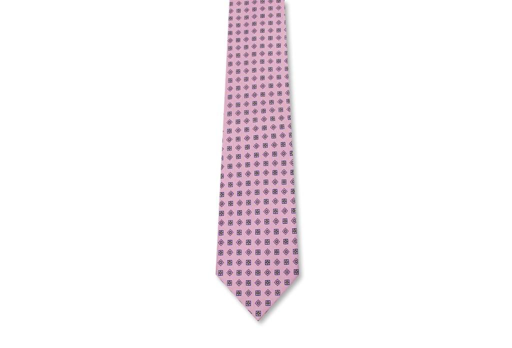 Cravatta uomo E Marinella lilla