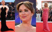 Mostra del Cinema di Venezia 2018: gli abiti e i gioielli delle star sul red carpet del Festival [FOTO]