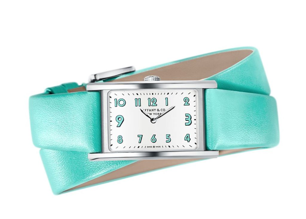 Orologio a bracciale Tiffany orologi donna autunno inverno 2018 2019