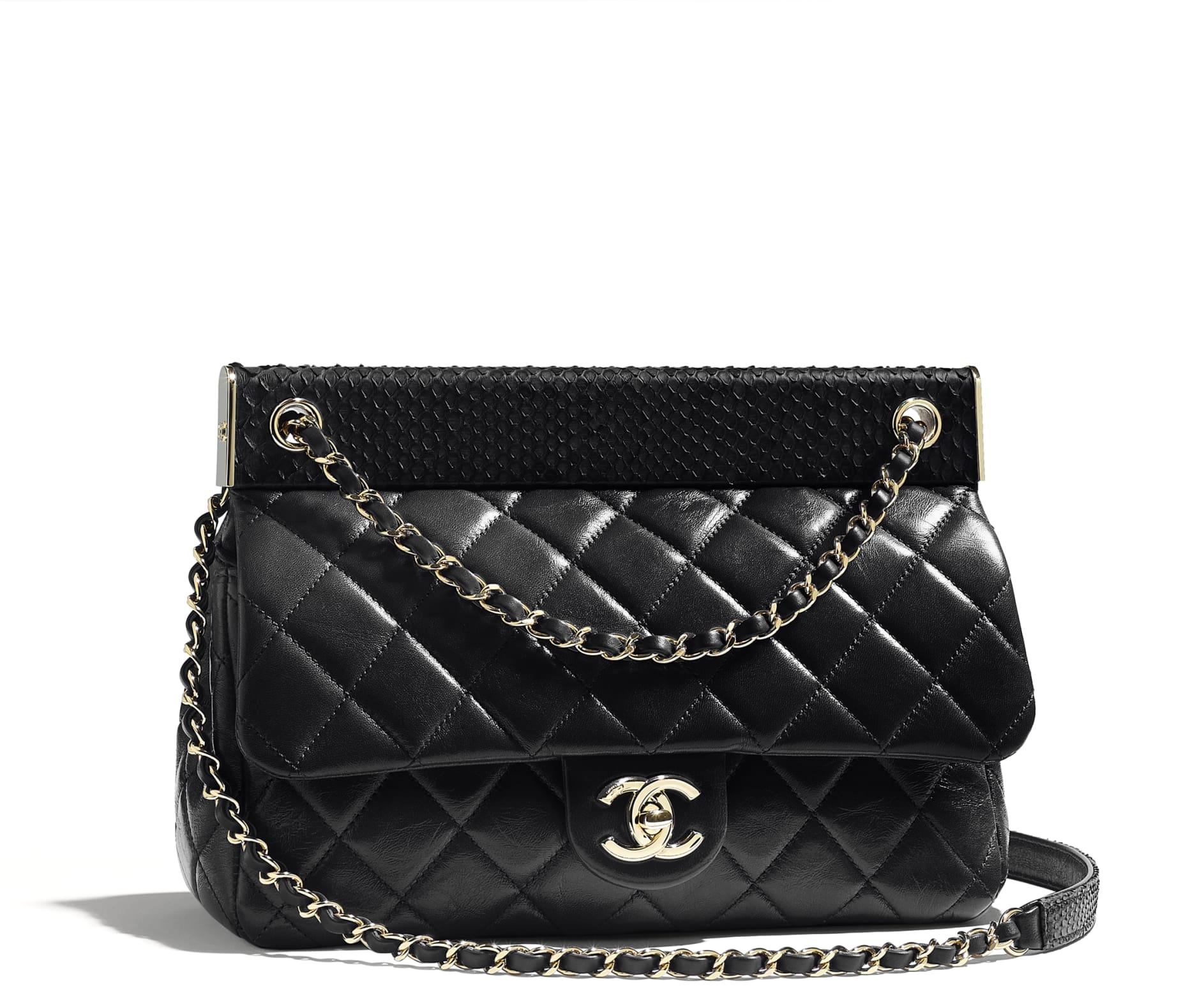 48cd9ae16d 12 borse Chanel da avere dalla collezione 2018-2019 Autunno/Inverno ...