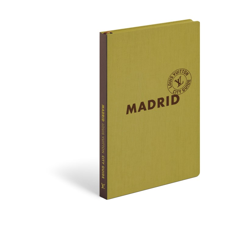 City Guide Louis Vuitton Madrid