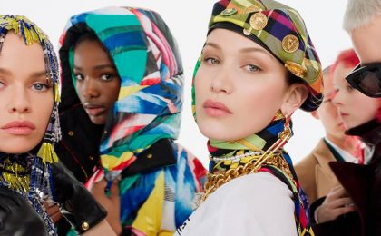 Da Gucci a Hermes e Louis Vuitton, i foulard firmati più belli per l'inverno 2019 [FOTO]