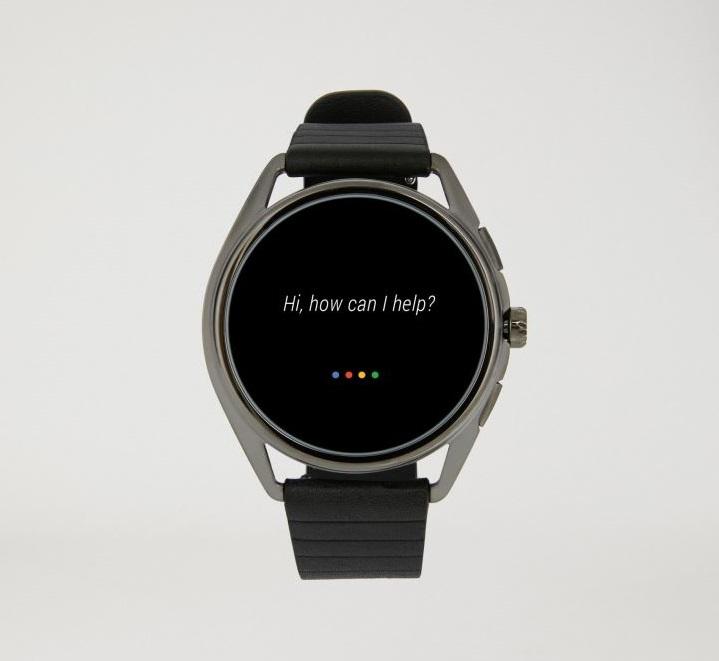 Orologio da uomo Emporio Armani smartwatch