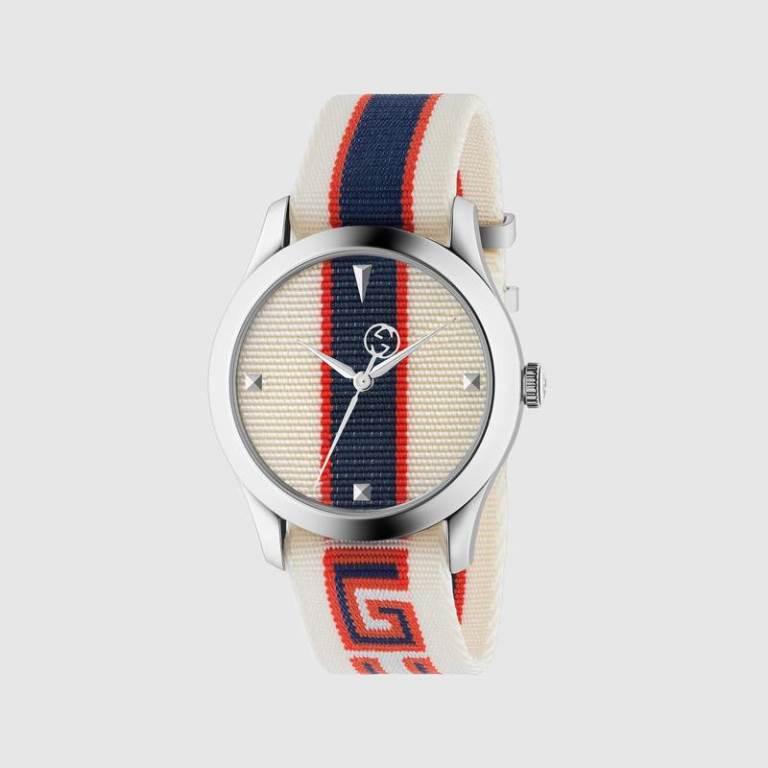 Orologio uomo sportivo Gucci G-Timeless, 38mm