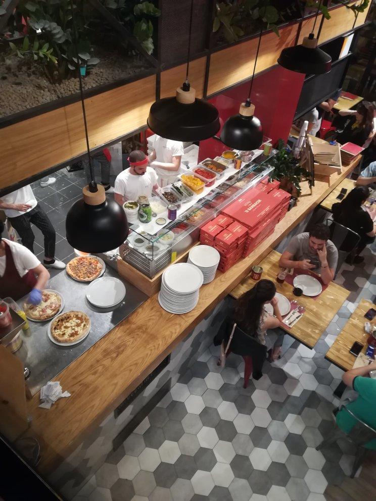 Pizzeria 'O Sarracin, Nocera Inferiore