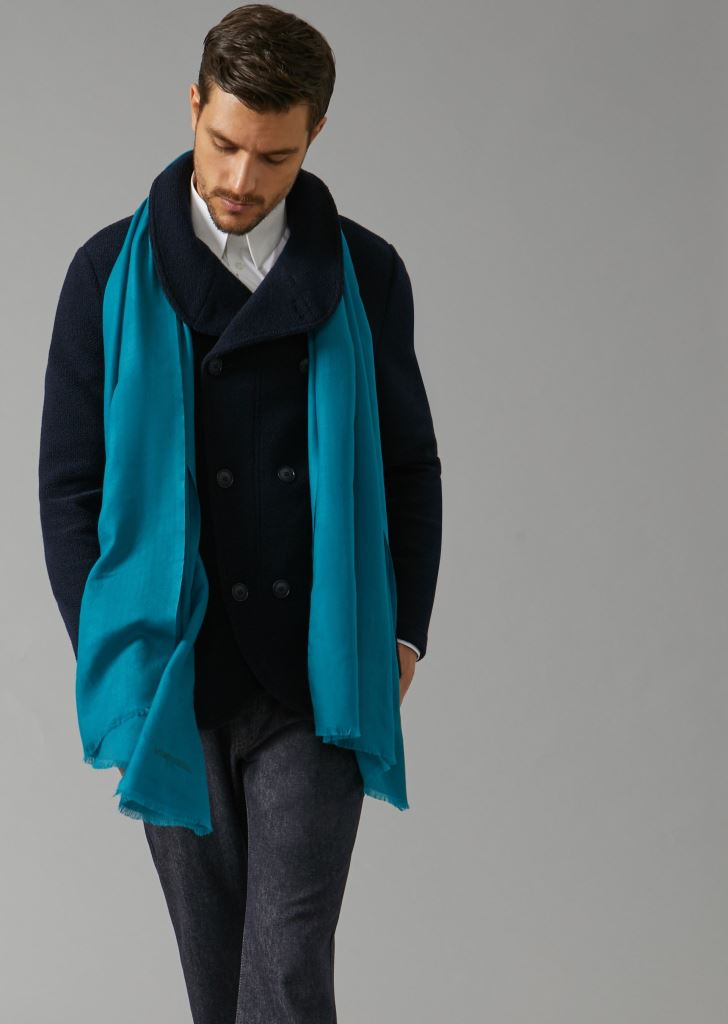 vendita calda online 5e5d9 10ba4 Sciarpe e foulard da uomo Autunno/Inverno 2018-2019: da ...