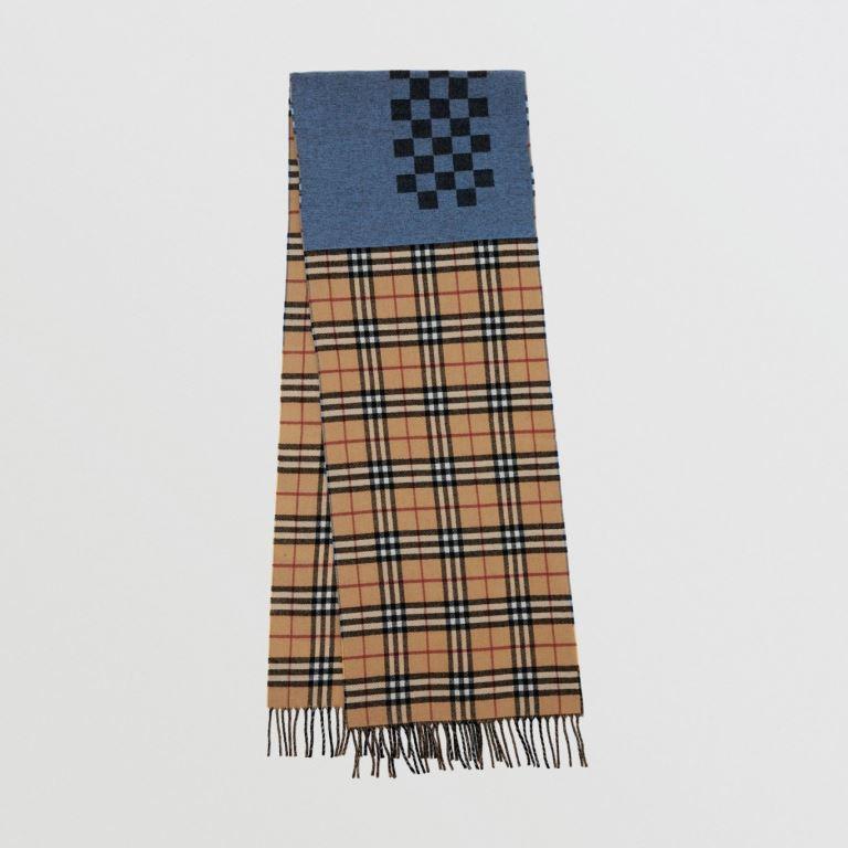 Sciarpe e foulard da uomo Autunno Inverno 2018-2019  da Gucci a ... 397e26f6e6a