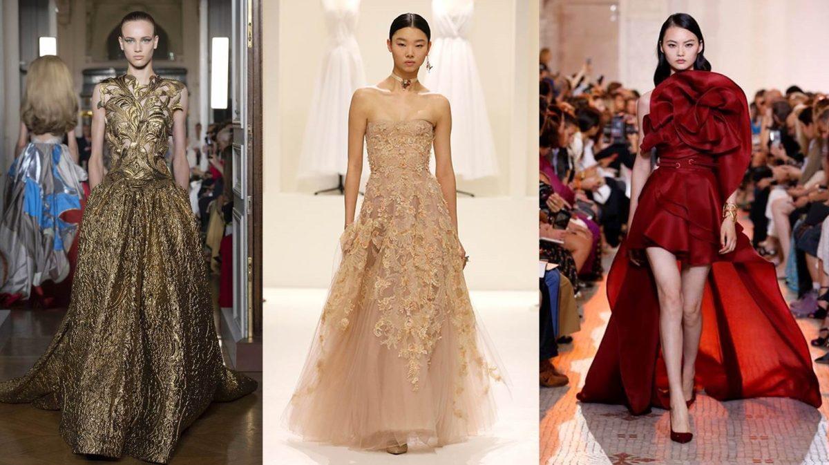 Vestiti Cerimonia Haute Couture.I Vestiti Da Sera Piu Eleganti Da Indossare A Natale Foto My