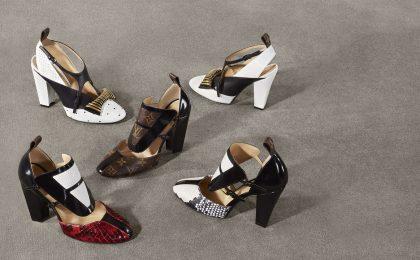 Scarpe Louis Vuitton 2018-2019: le novità di carattere per l'inverno [FOTO]