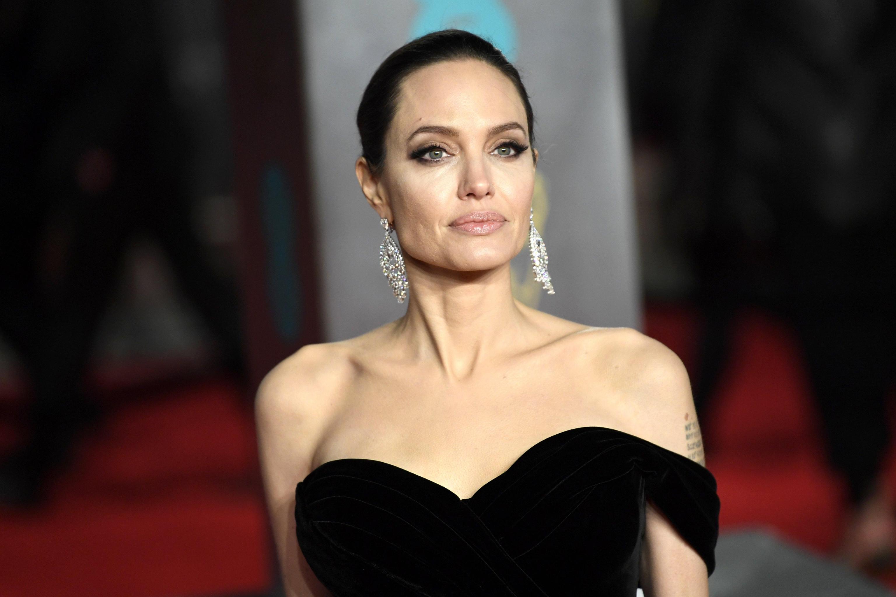 Angelina Jolie attrici più pagate 2018