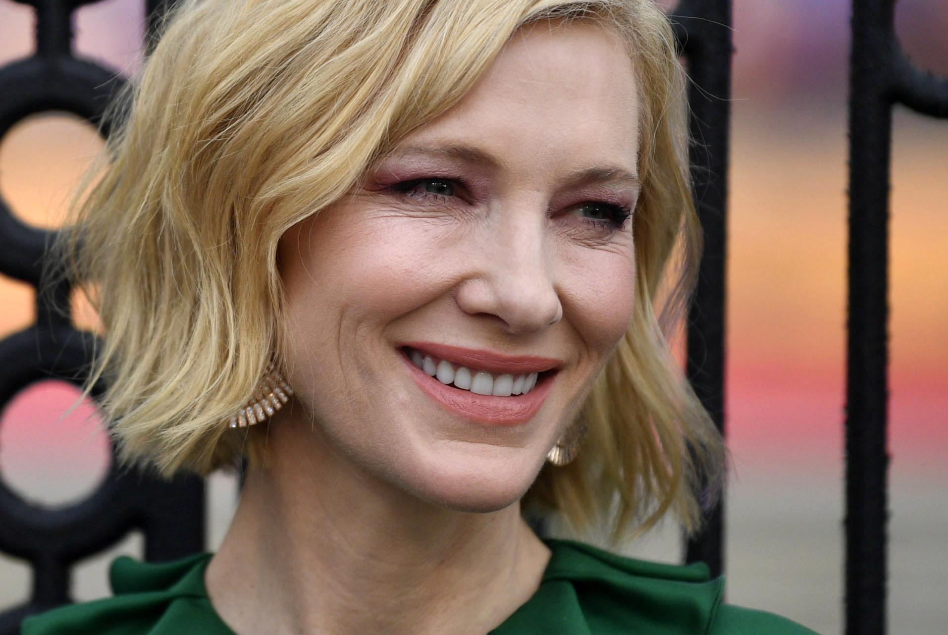 Cate Blanchett attrici più pagate 2018