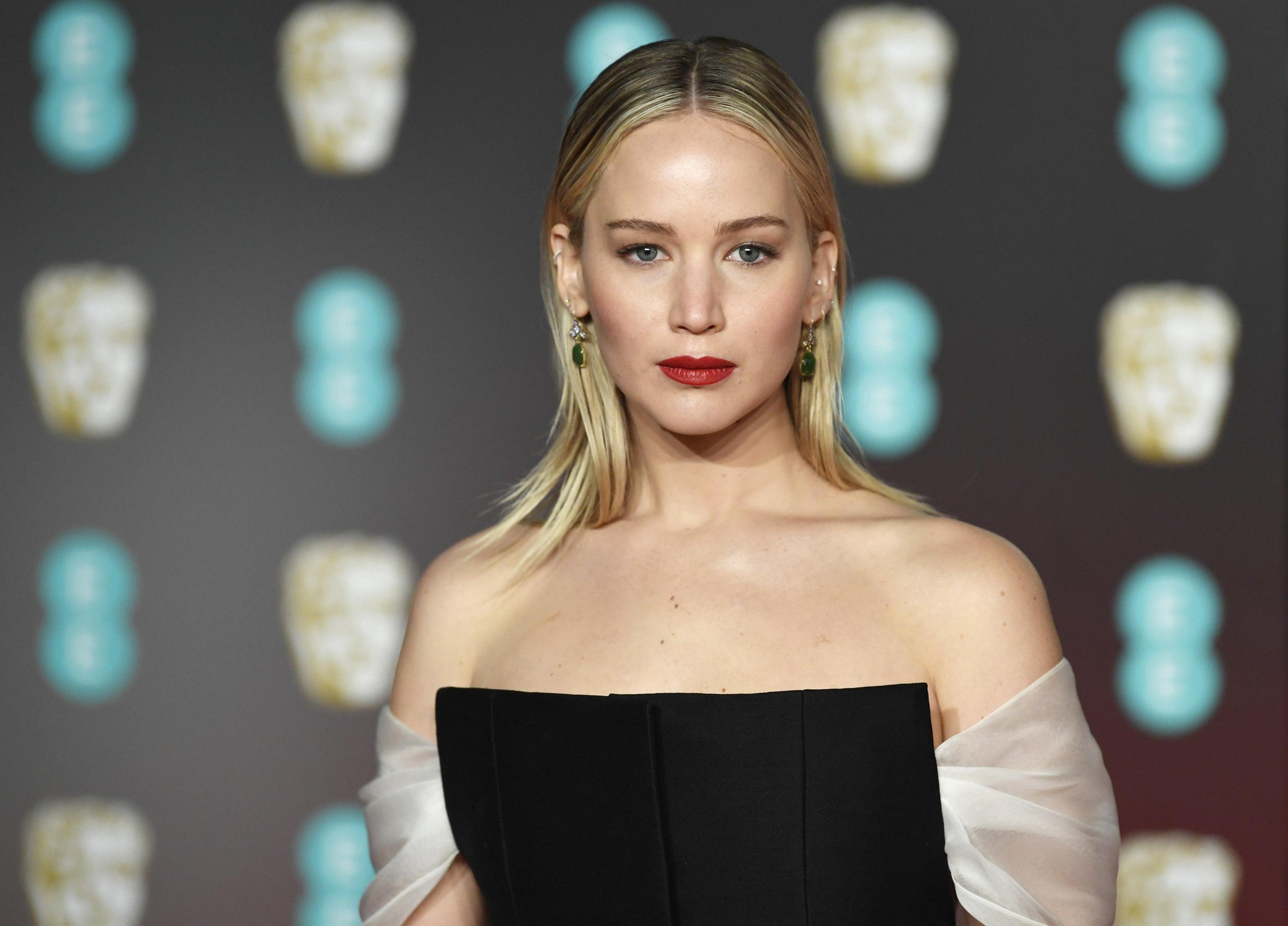 Jennifer Lawrence attrici più pagate 2018