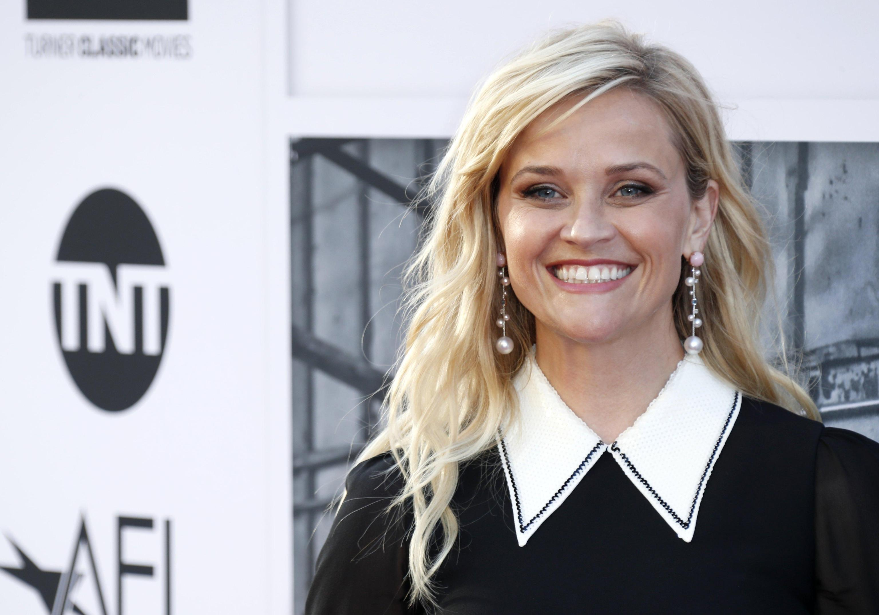 Reese Witherspoon attrici più pagate 2018