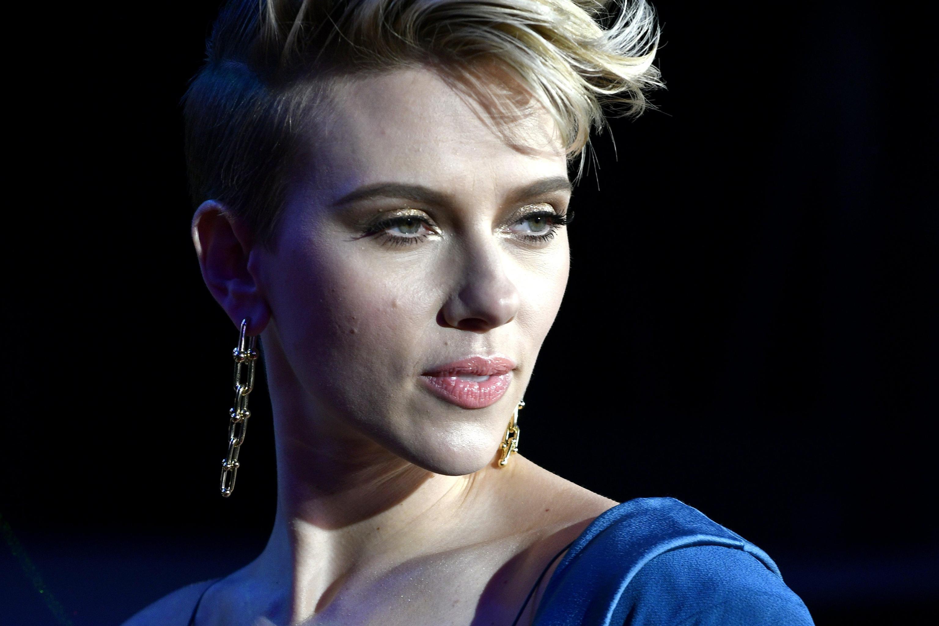 Scarlett Johansson attrici più pagate 2018
