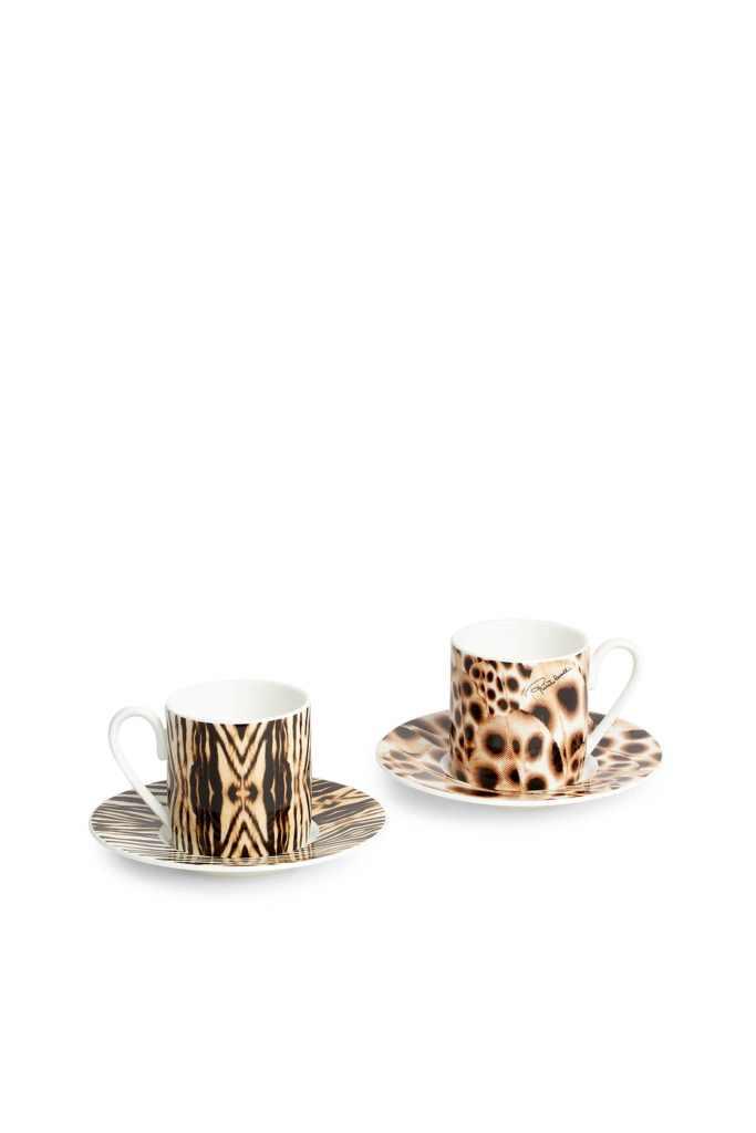 Set da caffé Roberto Cavalli