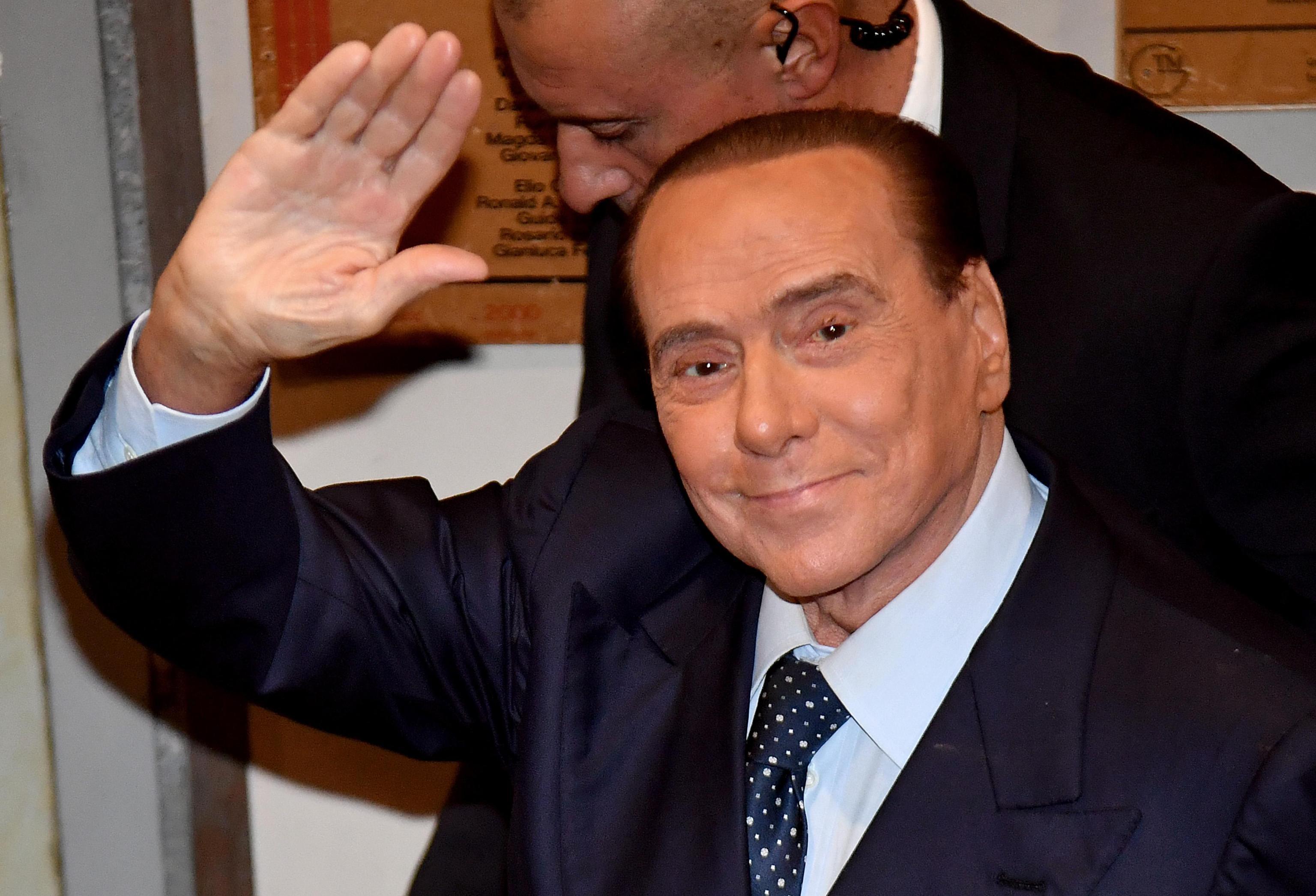 Silvio Berlusconi italiani più ricchi 2018