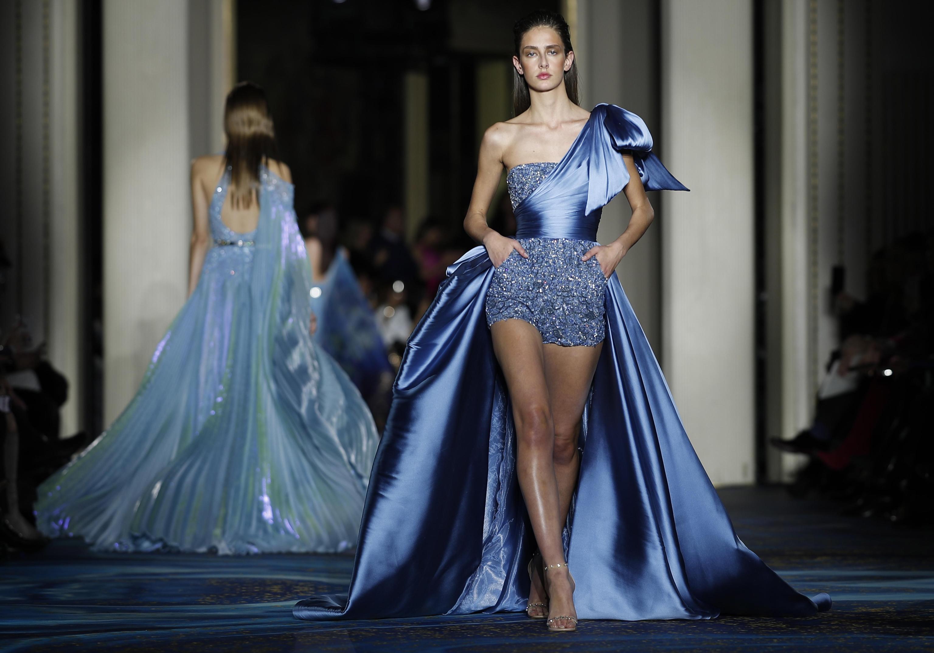 Gli abiti più belli dell'Haute Coture parigina