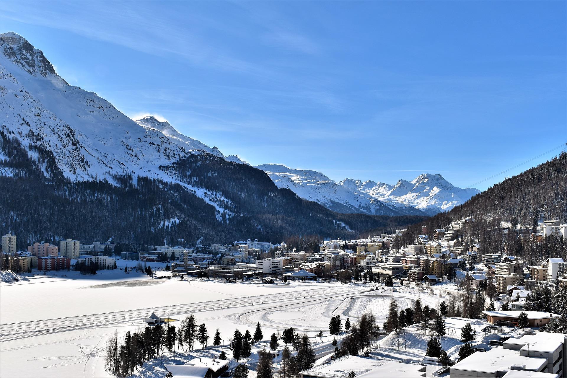 St. Moritz mete sciistiche migliori