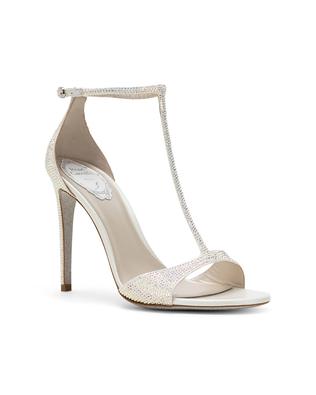 Sandali gioiello Renè Caovilla a 1000 euro