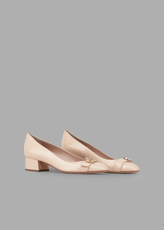 Scarpe eleganti con tacco comodo Giorgio Armani
