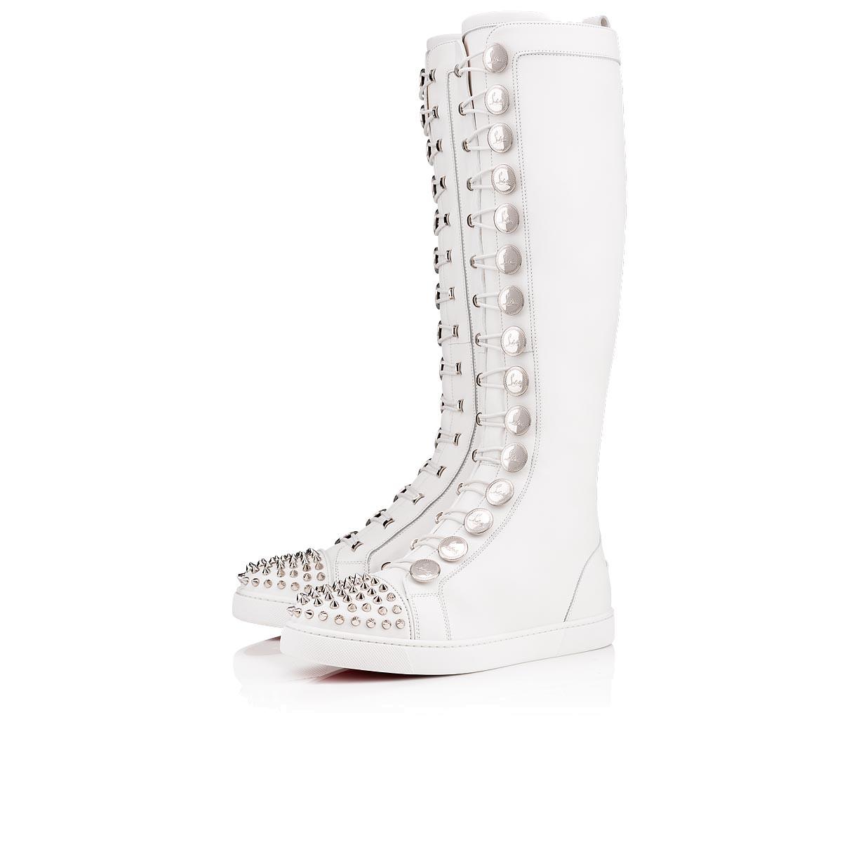 Sneakers a stivali Christian Louboutin a 1,995 euro