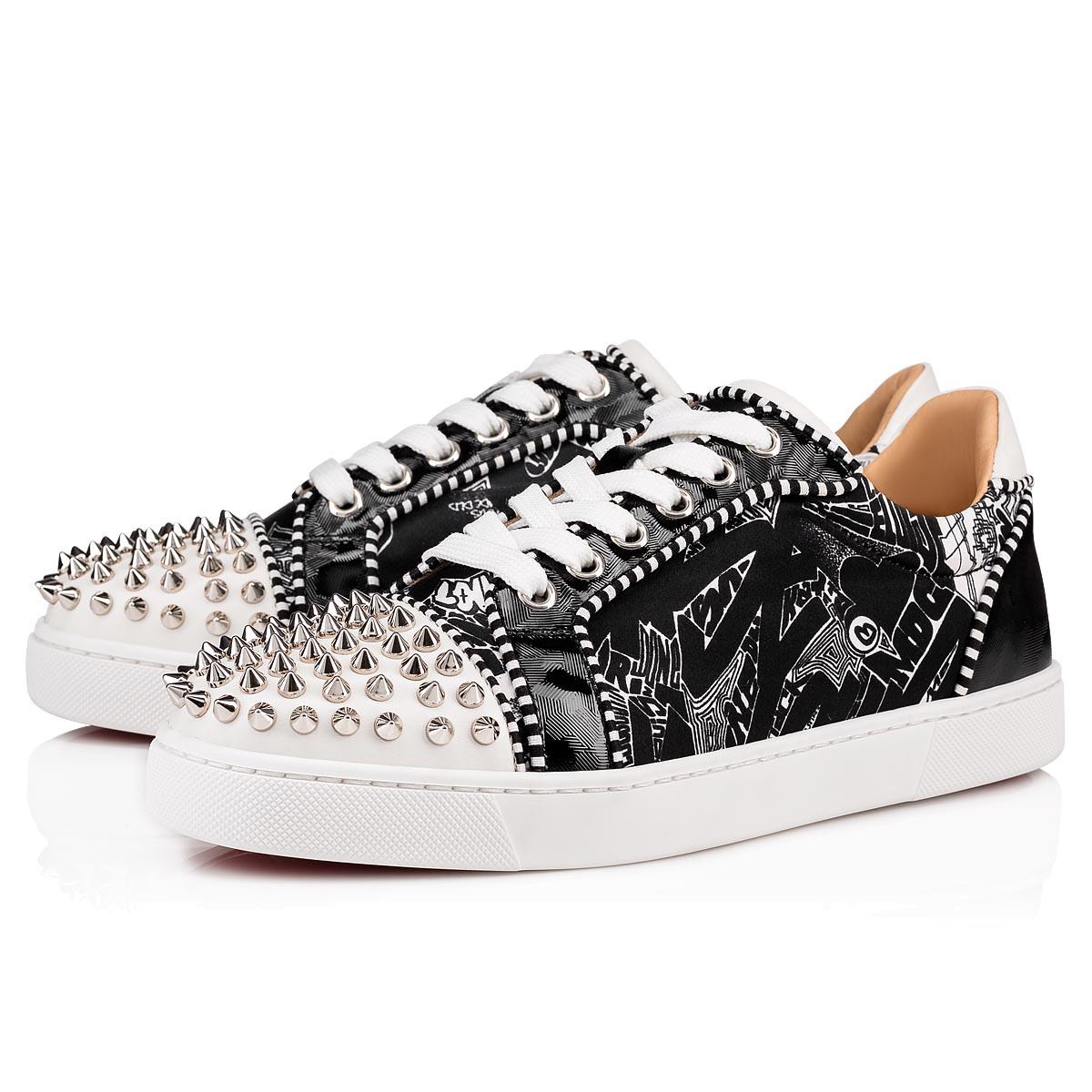 Sneakers con stampa fumetto Christian Louboutin a 775 euro