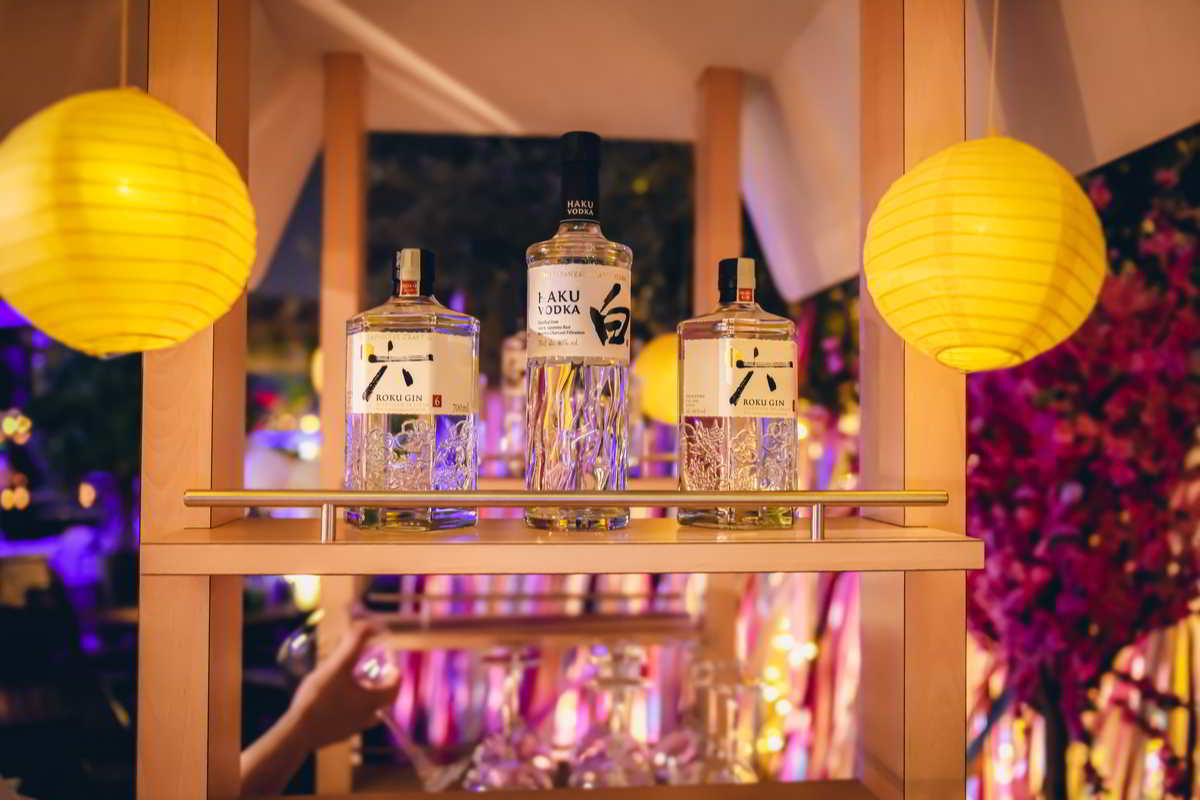 gin giapponesi